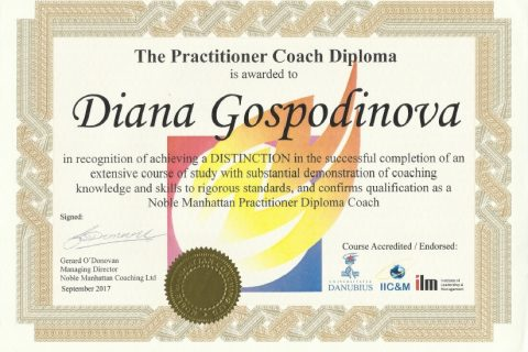 Practitioner Coach Diploma