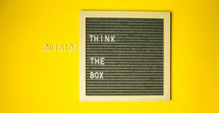 10 начина да разчупите мисленето си и да излезете извън кутията